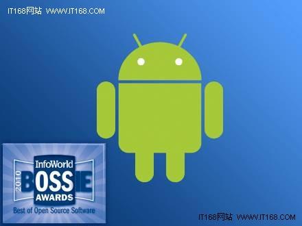 2010 Bossie大奖:十佳开源平台和中间杏彩官网件排了行榜