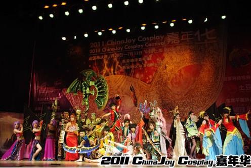 2011 CJ Co杏彩平台sp继lay嘉年华西安赛区决赛名单隆重揭晓