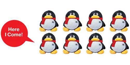 腾讯:外国人眼中的企鹅帝国