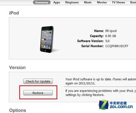 iOS5 GM越狱教程 使用红雪RedSn0w 0.9.9b4