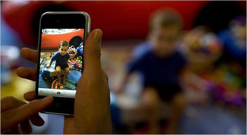 iPhone 4s拍照的10个小技巧