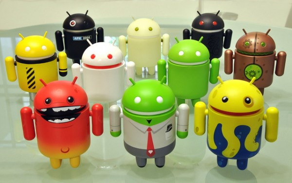 Android的优势同时也是劣势:分散化