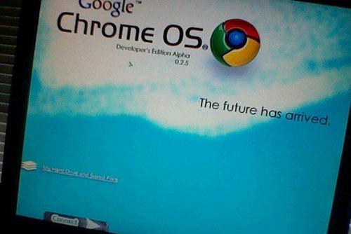 Chrome OS才是Google的未来 而不是Android