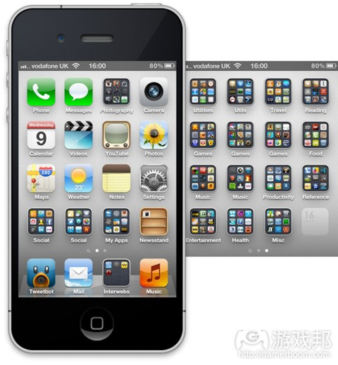 iPhone apps(from netmagazine)