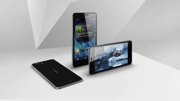 全球最薄双核智能手机OPPO Finder公布