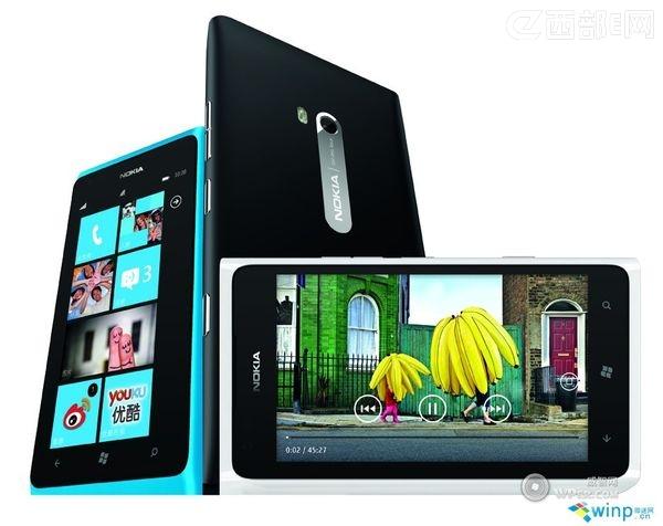 诺基亚Lumia900全面登陆中国市场:现已接受预订