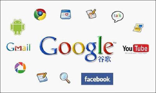 在夹缝中成长的谷歌:解读竞争对手的哪些产品