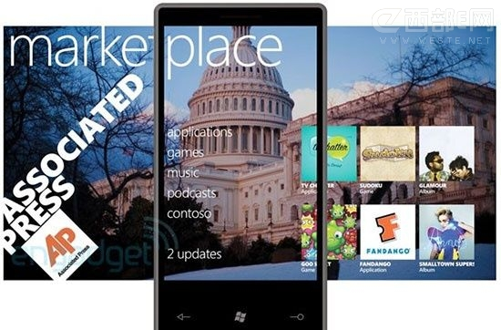 中国区Windows Phone商店运营将由MSN中国负责