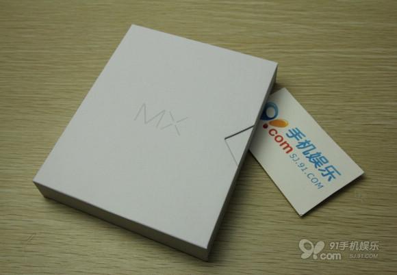魅族MX双核手机升级版全面评测