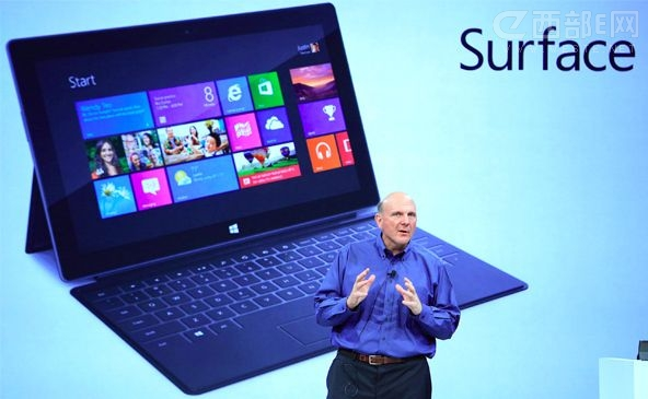 微软Surface平板和Windows 8万圣节前同步上市