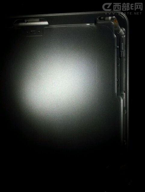 iPad Mini最新谍照流出 疑似没有后置摄像头