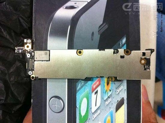 传iPhone5采用的是A5-2双核CPU