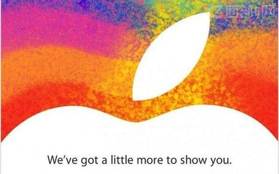 苹果确定10月23日召开发布会,iPad Mini将成为主角