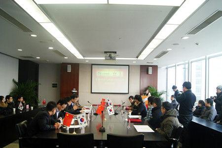 韩国第三大游戏厂商网禅与至尊网络在西安签约