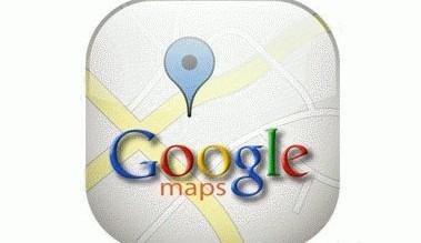 谷歌ios地图第二版