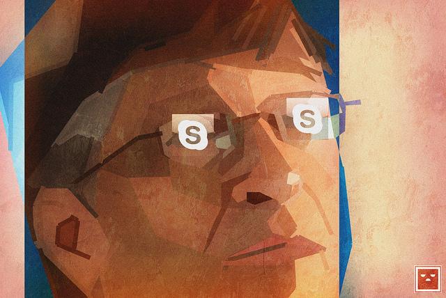 """整合Skype,微软最后的""""互联网机会""""?!"""