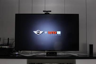 宝马MINI成乐视超级电视首个广告客户