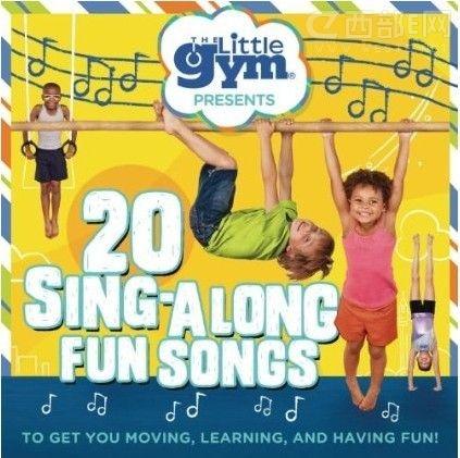 小小运动馆国际打造儿童运动原创音乐大碟