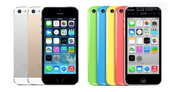 简明介绍iPhone 5C与iPhone 5S的区别