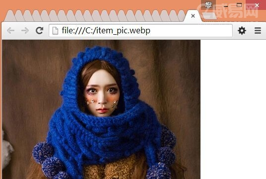 .WebP格式图片用什么软件打开?如何转换成jpg