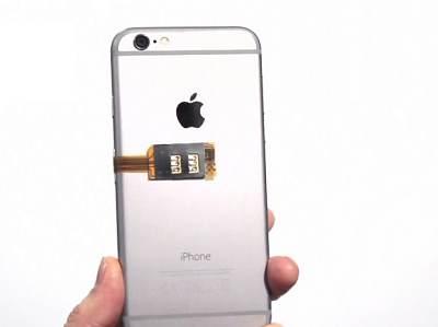 聞所不聞:蘋實iPhoneX用戶稱順手時間夾住頭發!