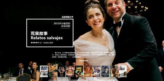 豆瓣电影之2015年度最佳电影排行榜(全名单)