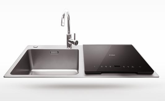 (方太水槽式洗碗机jbsd2t-x1)图片