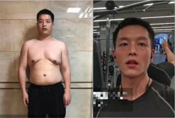 杭州小伙3个月减重108斤,秘籍竟
